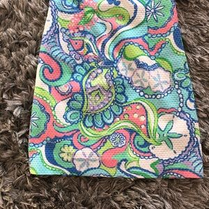 Lilly Pulitzer Dresses - Lilly Pulitzer Delia Shift Dress Size 00